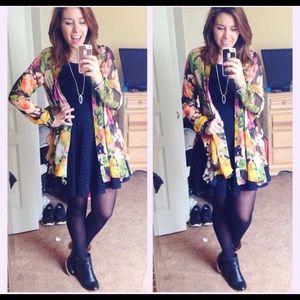 Karlie Floral Tunic/Kimono